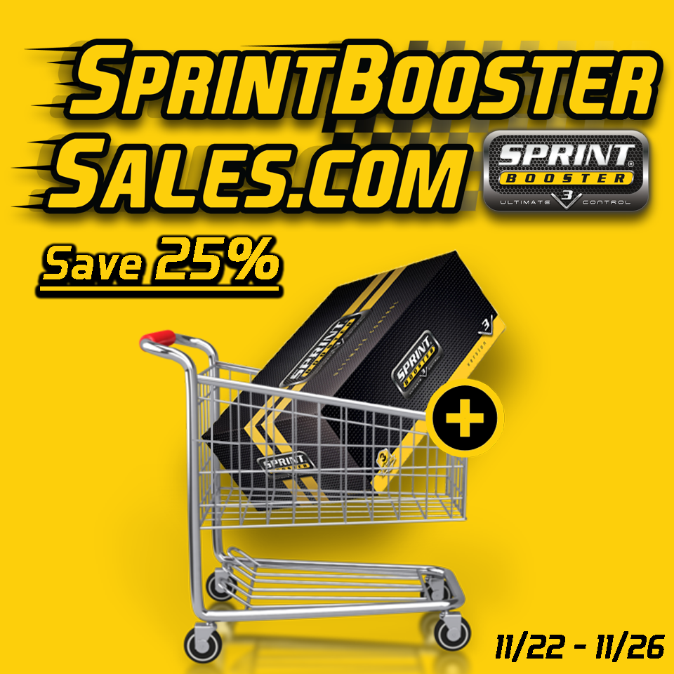 Sprint Booster V3 Add To Your Cart Sale